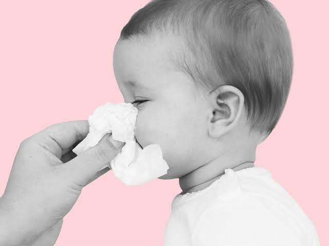 Bebek burun tıkanıklığı tedavisi
