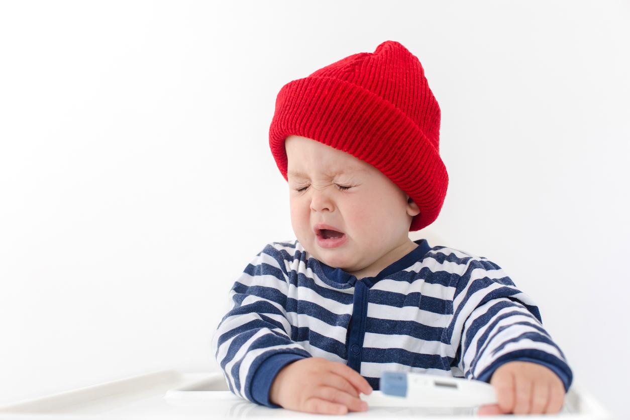 bebeklerde burun tıkanıklığı belirtileri