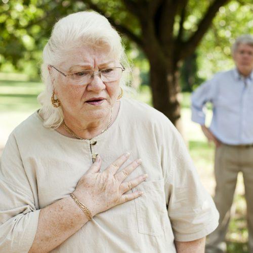 yaşlı veya engelli bireylerde burun tıkanıklığı